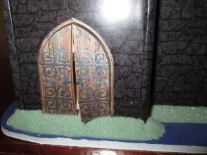 Dice Tower Door